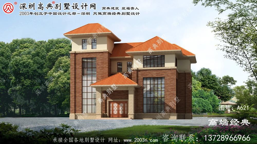 芜湖县四层复式别墅设计大全