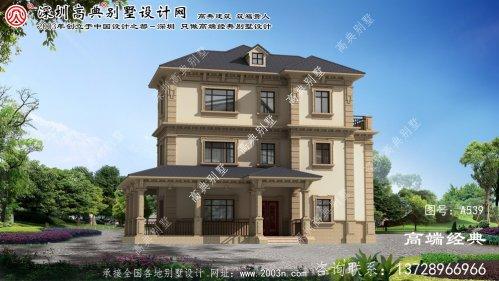 宁安市农村房屋小户型设计图