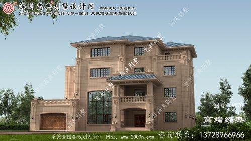 襄樊市自建别墅全套图纸