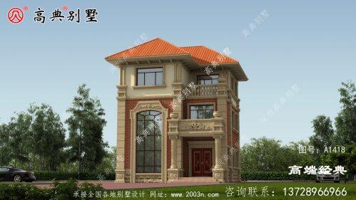 班戈县农村别墅设计图片