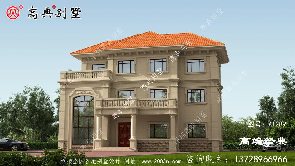 同仁县148平方农村自建房