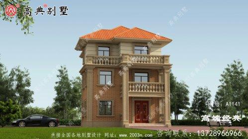于田县农村自建房设计方案
