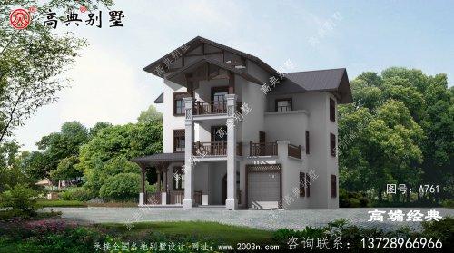 251平米二层别墅设计图