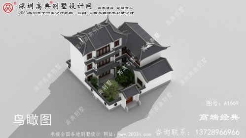 华容县农村自建苏式花园别墅,每次回家都是在