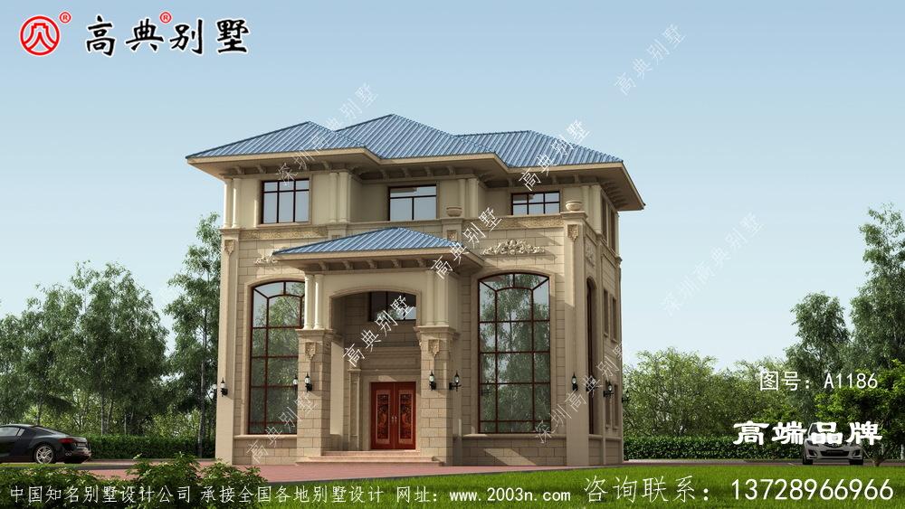 小别墅规划图主楼格局经典,实用。