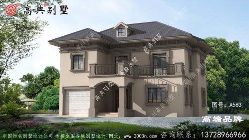 二层农村房屋设计图来看看 细节吧