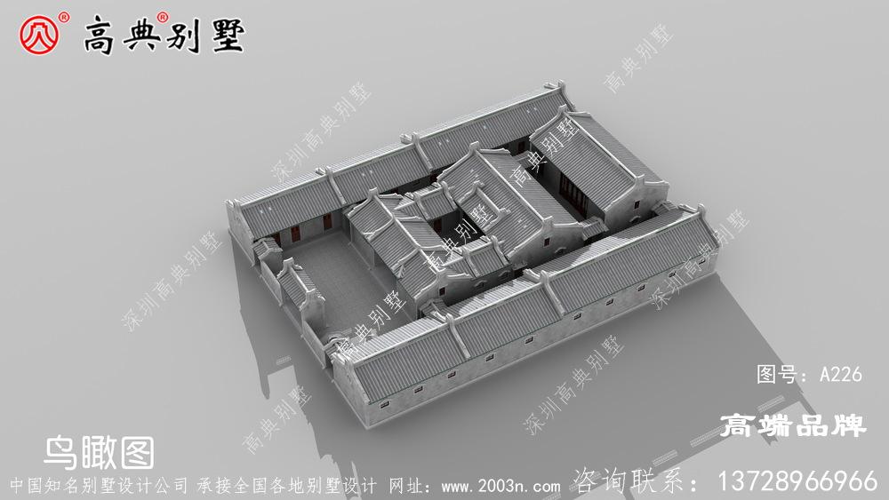 农村最新楼房设计图喜欢就在老家盖一栋吧!
