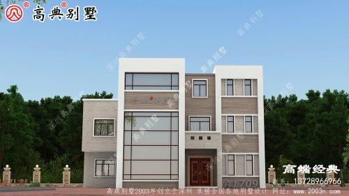 房屋设计图大全满足你的轻奢需求