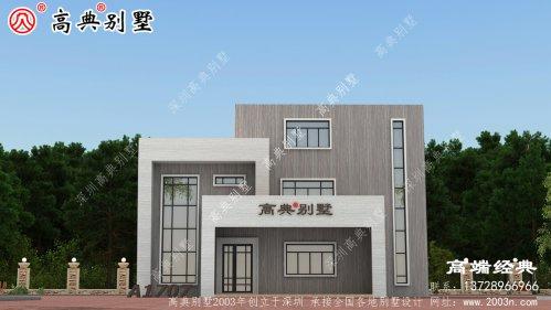农村房设计图大全集理想的家园