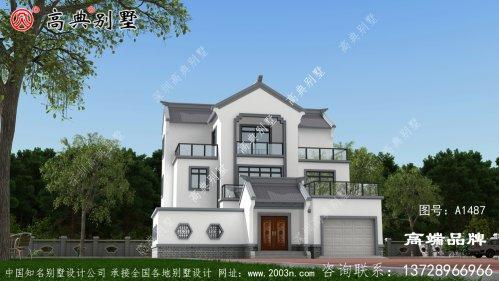 新农村三层别墅图片大全建的不仅是房子,也是