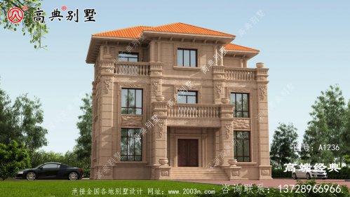 湛江市自建房真实图,给自己建造