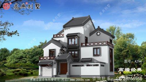老家建别墅是时候让家人风光一回了