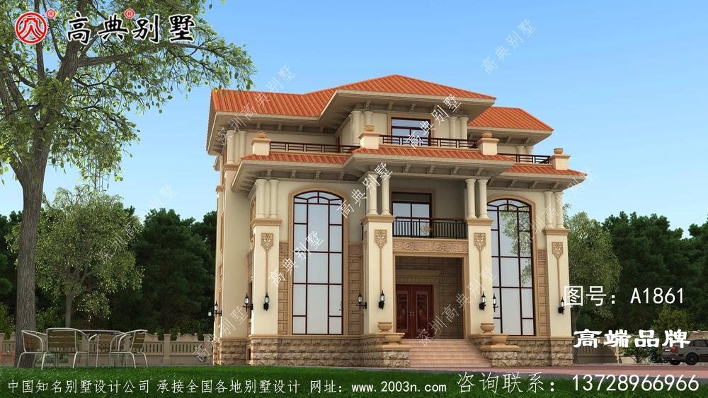 房子的外观很重要,室内布局更重要