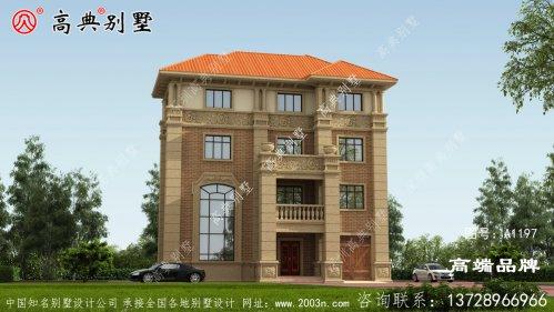 整栋建筑立面均多窗设计,保证室