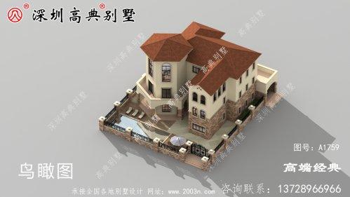 农村最新房子款式,简单大气,农村盖房就要不一样