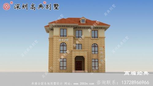 农村自营住宅最好建几层?三层最适合