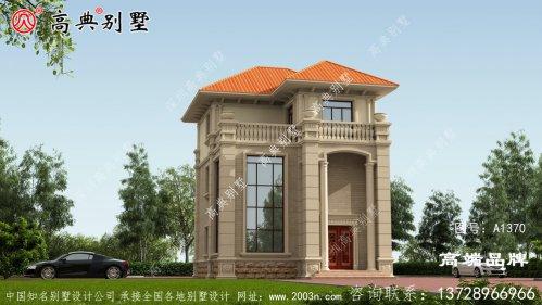 简欧风格加上复式设计更提高别墅