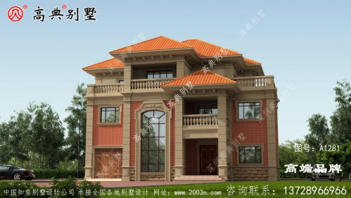 三层别墅私人定制案例,建出来绝